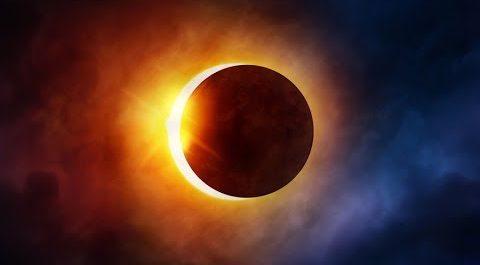 Намаз во время затмения луны