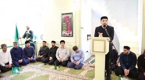 Маджлис в мечети им. Саида Афанди г. Махачкала (ВИДЕО)