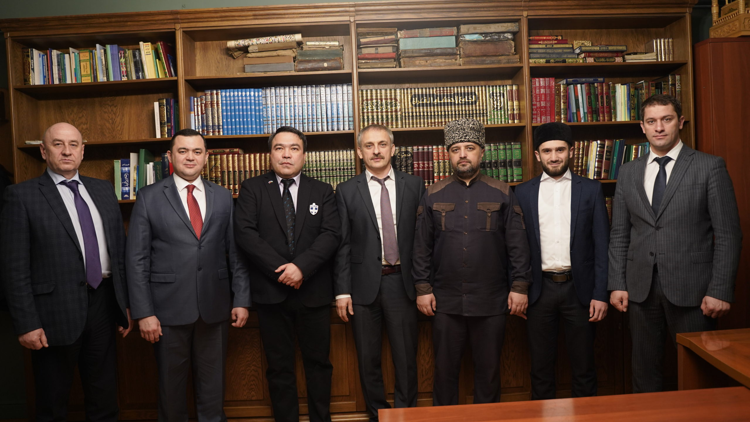 Генеральный консул Республики Узбекистан Курганбаев Рустам Тухтарджанович посетил Дагестан в рамках рабочего визита.